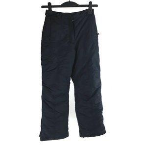 L.L. Bean Kids Size 14 Insulated Snow Pants Black